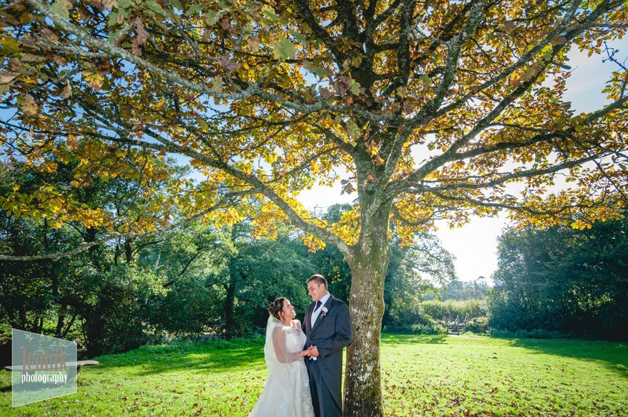 Wedding Photographers Cornwall Devon - Lanhydrock