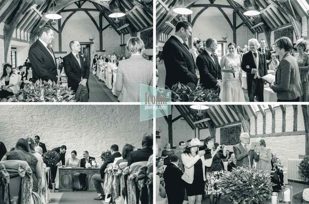 Dartington Hall wedding photography Devon and Cornwall