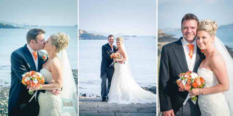 wedding photography at the royal william yard plymouth