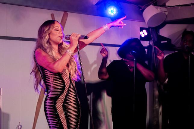 Mariah NYE 2019