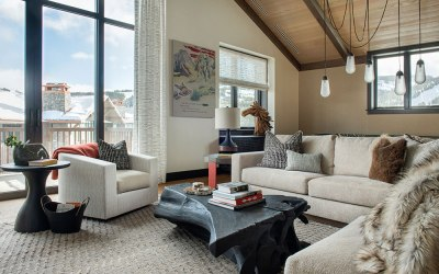 A One-of-a-Kind Retreat at the Yellowstone Club