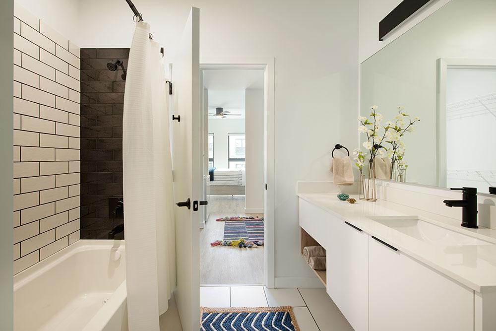 Cannery Flats Bathroom