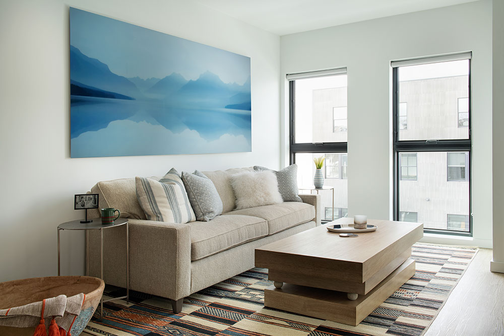 Cannery Flats Living Room