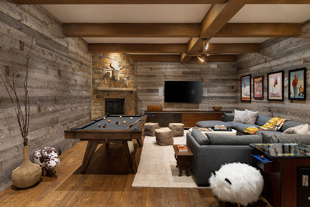 Southern Sky Game Room
