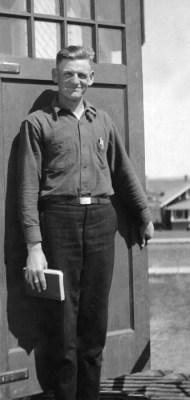 My grandfather, Martin Wolla