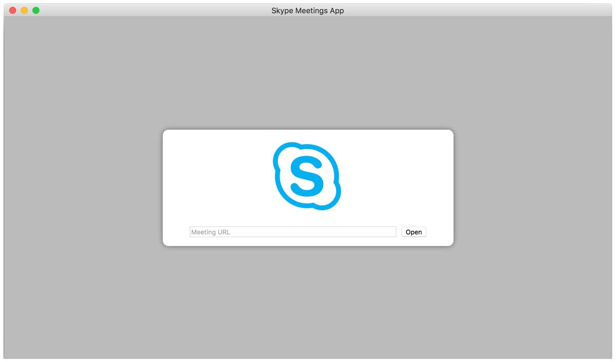Skype-meeting-app-open