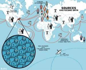 Illustration: Blue Delliquanti and David Axe for The Intercept