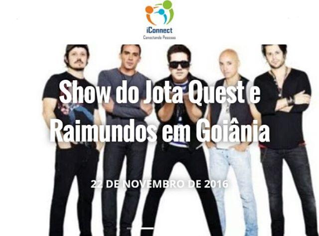 A banda Jota Ques e Raimundos se apresentam domingo nohellip