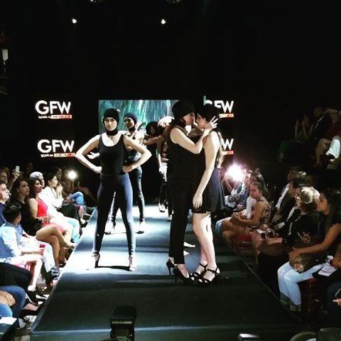O primeiro dia do Goinia Fashion Week terminou mas nohellip