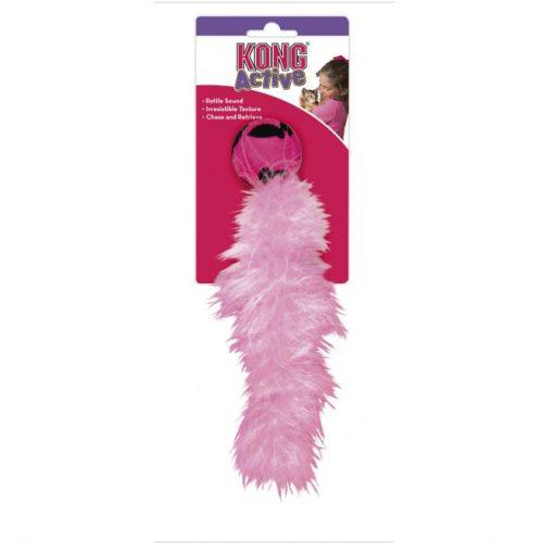 Juguete gato plumas pelota cola kong distribuidor jugutes perros gatos accesorios ICONOPET