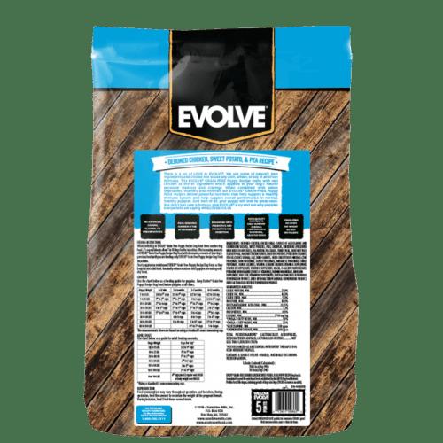 Evolve-Grain-Free-Puppy Chicken-DogFood 2