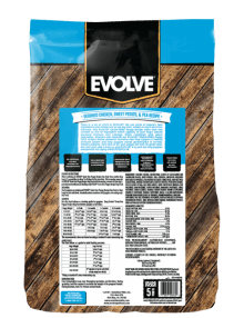 Evolve-Grain-Free-Puppy Chicken-DogFood 2