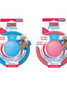 KONG PERRO CAUCHO PUPPY FRISBEE SMALL