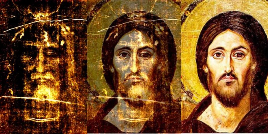 El Jesús real y el Jesús ficticio: su fisonomía - Página 6 2.-Santo-Sudario-de-Tur%C3%ADn-y-Cristo-del-Sina%C3%AD.-TRIPTICO