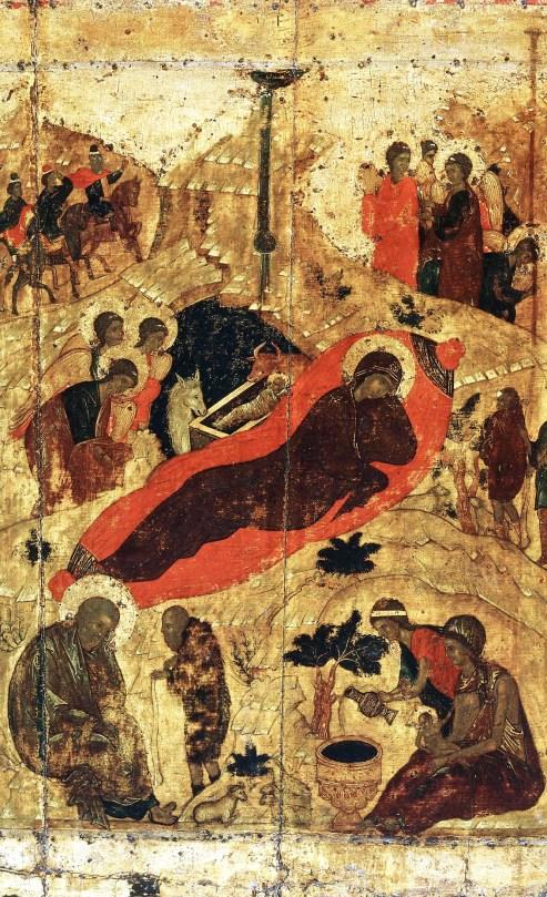 El Nacimiento, de Andrei Ruvlev.