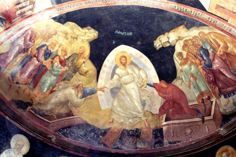 Resurrección del Señor, Chora. s. XV