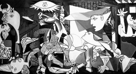 Guernica, P. Picaso, 1937.