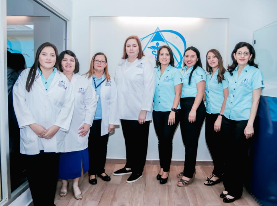 El laboratorio médico Diagnos tiene nueva instalación en San Pedro Sula - Iconos Mag