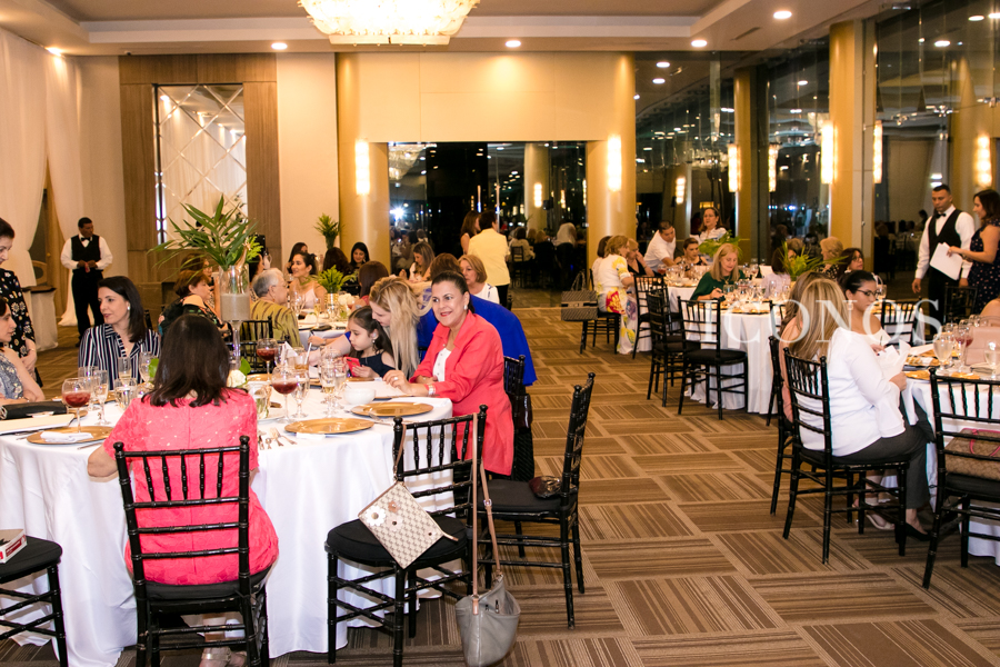 Baby shower para Vanessa Nazrala de Vallecillo