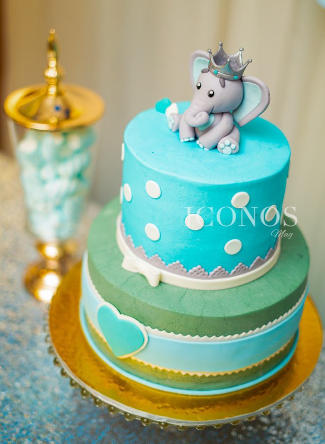 Baby shower para Nancy Obando de Paz