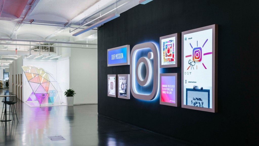 Instagram Office
