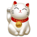 Welcome Cat - Image from IconArchive
