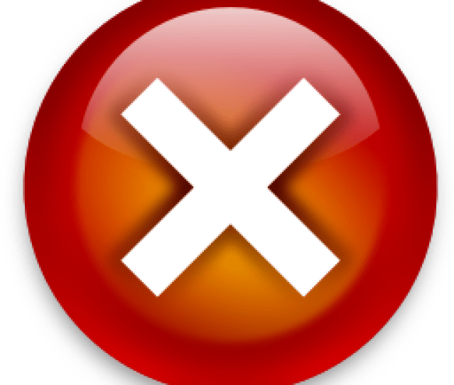 Actions Dialog Close Icon