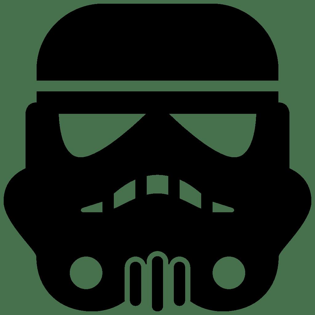star wars stormtrooper logo star wars stormtrooper icon stormtrooper
