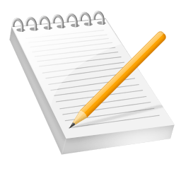 https://i2.wp.com/icons.iconarchive.com/icons/tatice/cristal-intense/256/Notepad-Bloc-notes-icon.png
