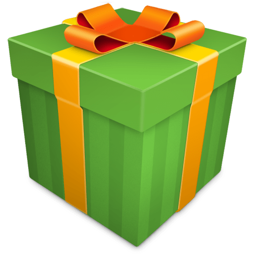 Christmas Gift green Icon   Christmas Gift Iconset   Tomek ... (512 x 512 Pixel)