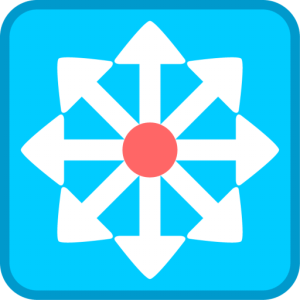 Multilayer Switch Icon | Cisco Networking Iconset | Yudha
