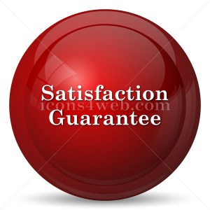 Satisfaction guarantee icon - Icons for your website