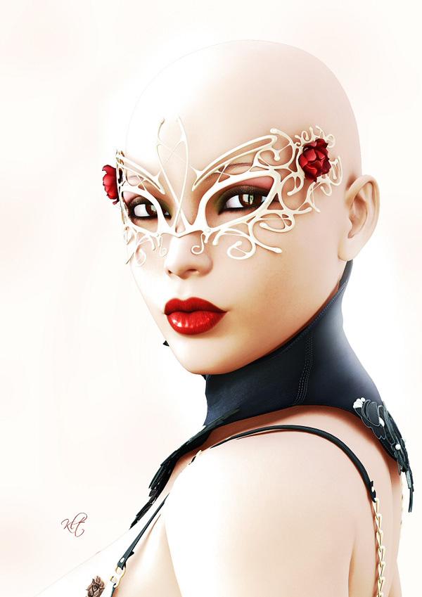 Masquerade by Karaliina