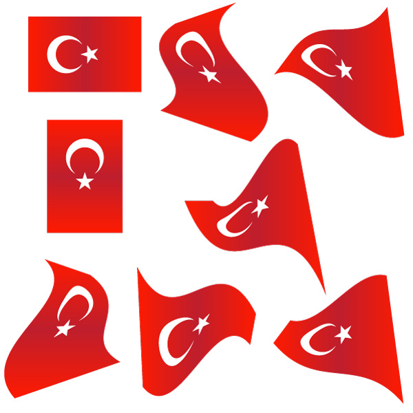 Turkiye Flag