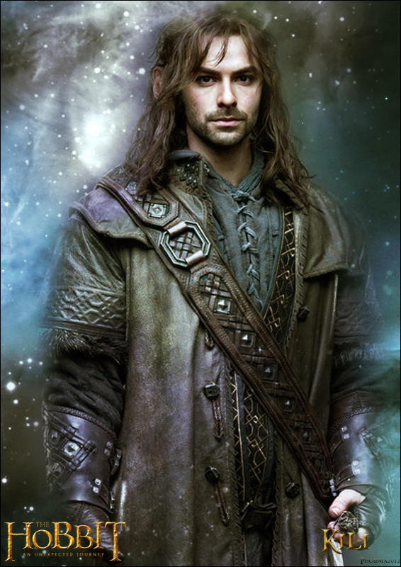 The Hobbit - An unexpected Journey - Kili