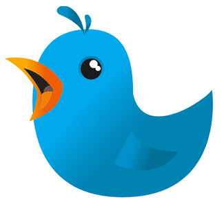 Corel draw tutorial, create twitter bird