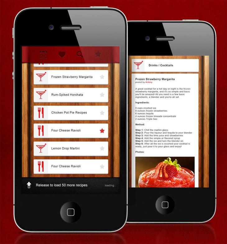 Recipes-Mobile-App