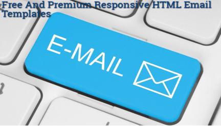 Premium E-mail Templates