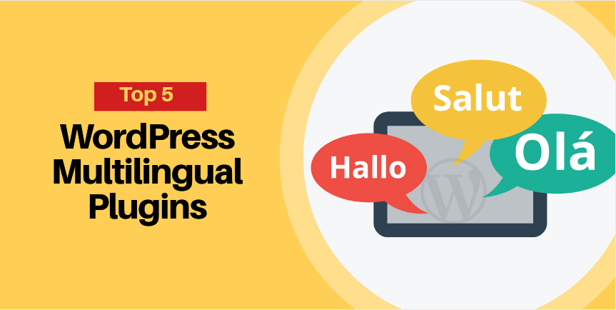 Top 5 WordPress Multilingual Plugins