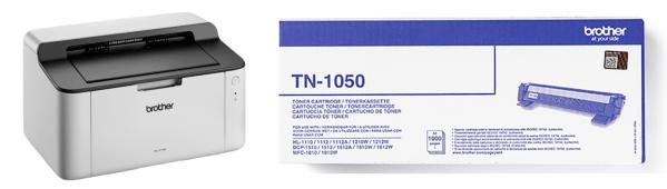 hl-1110 and toner
