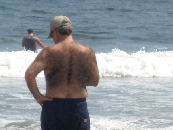 hairy-back