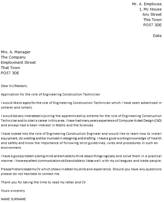 Pc Technician Cover Letter. It Application Support Cover Letter ...