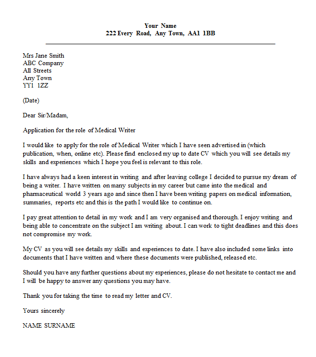 Charming Odesk Cover Letter For Content Writer