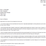 Sports Direct Cover Letter Example