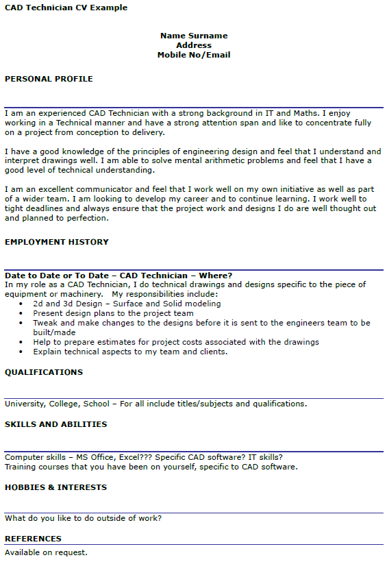 example teacher cover letter