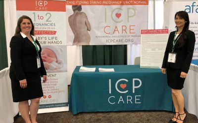 ICP Community Voice at Healthcare Provider Conferences