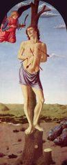 Francesco Botticini, San Sebastiano, New York, Metropolitan Museum of Art, post 1474