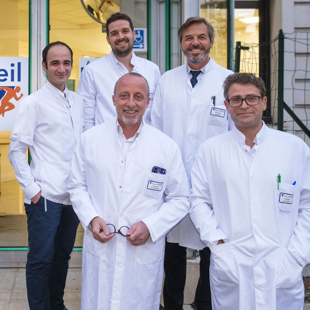 Equipe Médicale ICR