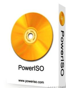 PowerISO 7.4 Crack With V7.4 Full Serial Key [32&64Bit]