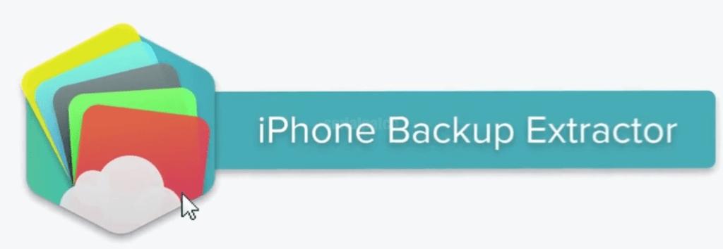 iPhone Backup Extractor 7.7.32.4142 Crack Mac + Full License Key 2020